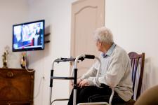Восстановление и реабилитация в доме престарелых