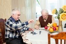 Кратковременное пребывание в доме престарелых