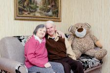 Длительное пребывание в доме престарелых